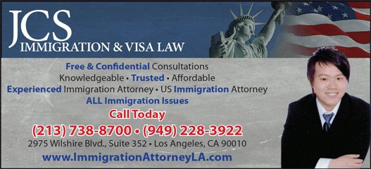 Immigration Attorney & VISA Law Office in Los Angeles |