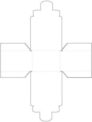Best 25+ Gift box templates ideas on Pinterest   Box templates ...