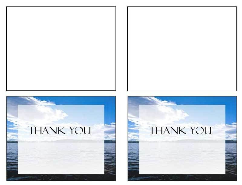 Thank You Card: Unique Avery Thank You Card Template Avery ...