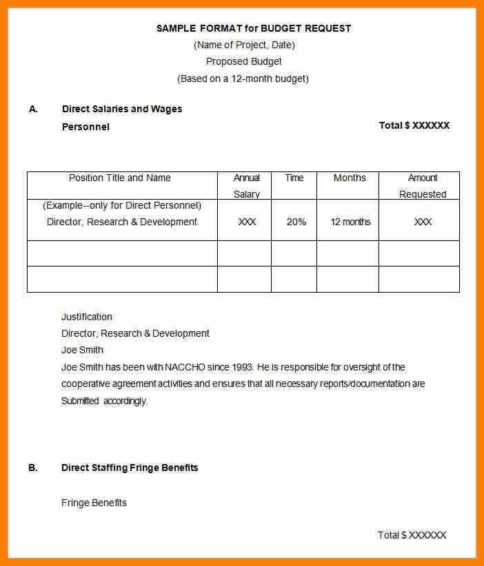8+ how to write a budget proposal for an event | monthly budget forms