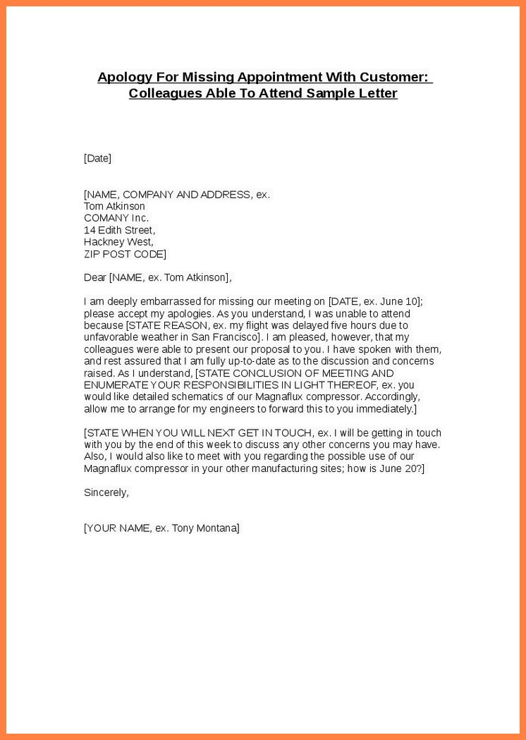 8+ sample apology letter for poor customer service | Life ...