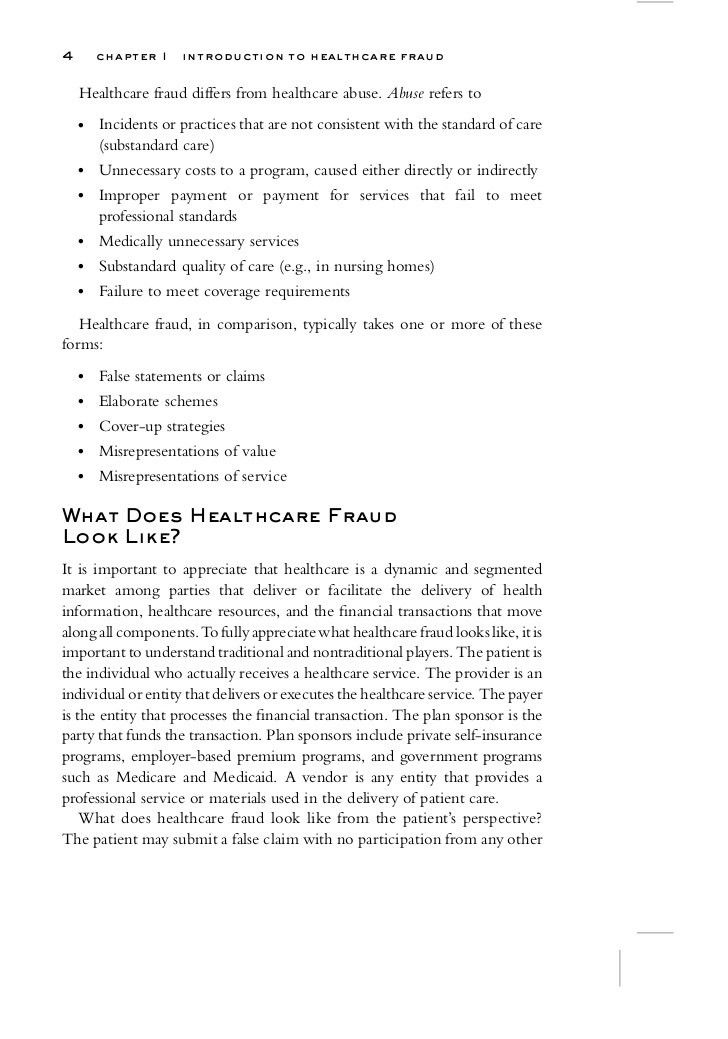 Wiley health care fraud auditing and detection guide
