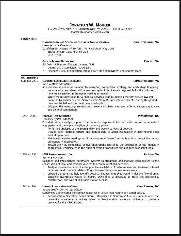 Free Resume Templates For High School Students. Free High School ...