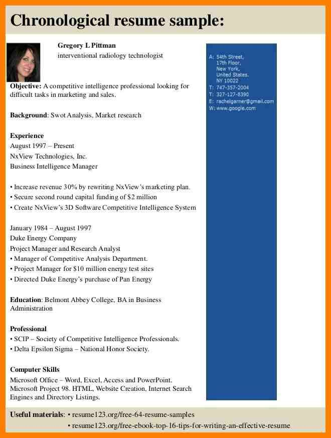 radiology resume radiologic technologist resume examples ...