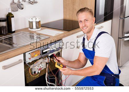 Appliance Repair Stock Images, Royalty-Free Images & Vectors ...