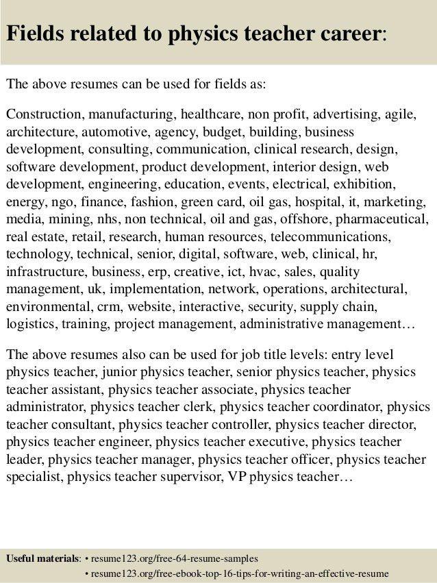 teachers resume examples resume examples 2017 teacher aide sample ...