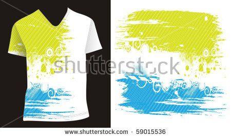Free Vector Grunge T Shirt Design - Download Free Vector Art ...