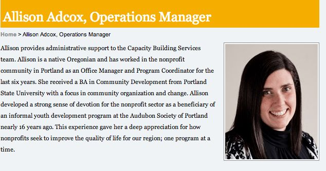 7 Steps to Compelling Staff Bios on Your Nonprofit Website