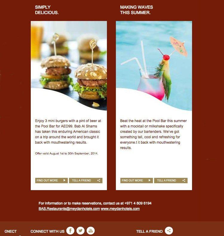 20+ Simple HTML Email Templates   Free & Premium Templates