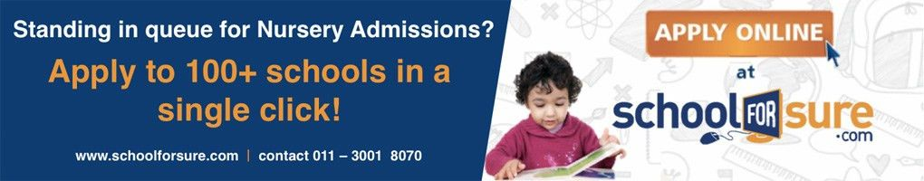 Admission Form: Admissions Open for Nursery classes (2013-14 ...