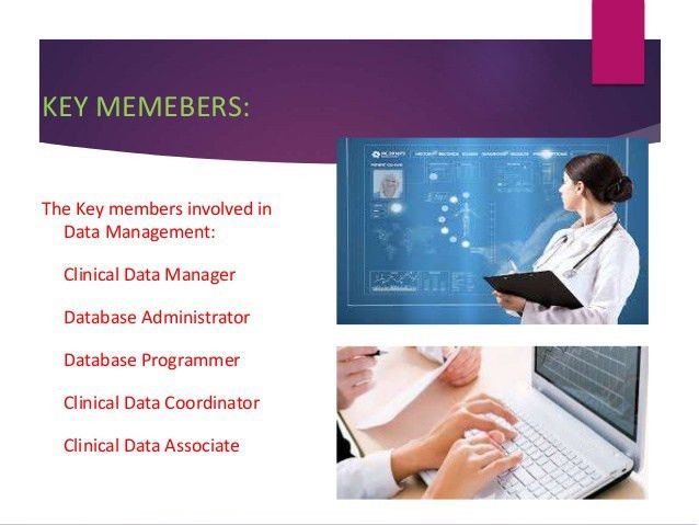 Clinical data-management-overview