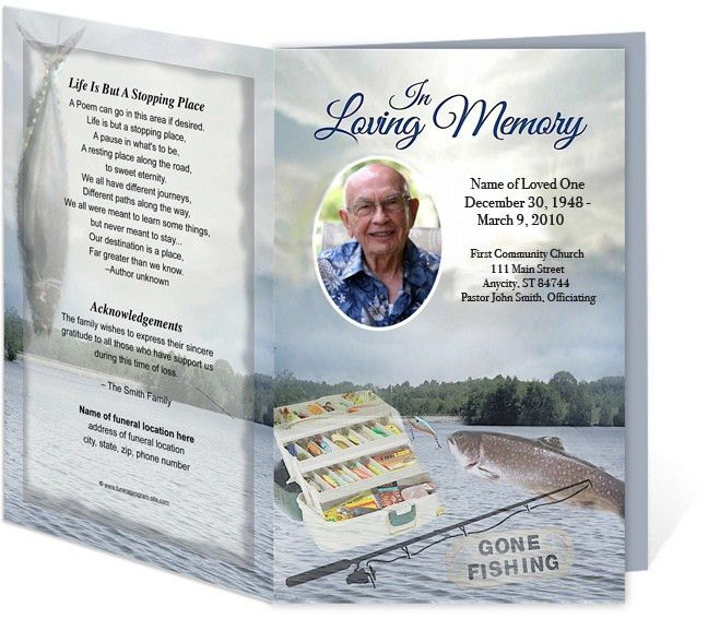 43 best Obituary Template images on Pinterest | Funeral ideas ...