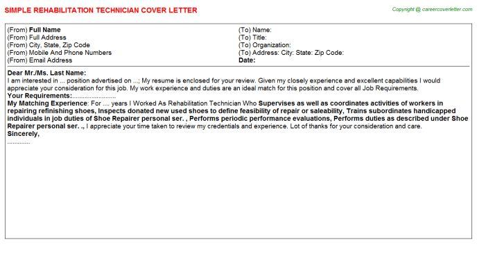 Cardiac Rehab Physiologist Cover Letters