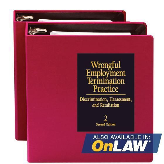 Wrongful Employment Termination Practice: Discrimination ...