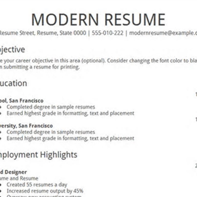 Google Free Resume Templates. Account Manager Cover Letter ...