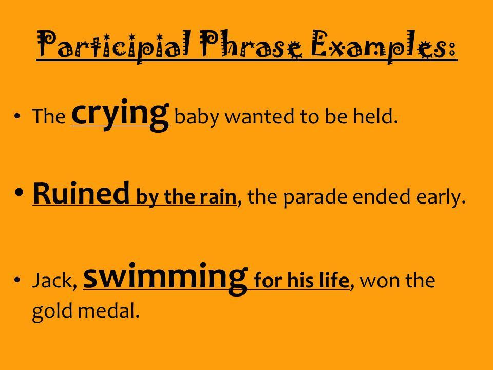 Intro to Phrases: Prepositional, Appositive, Participial, Gerund ...