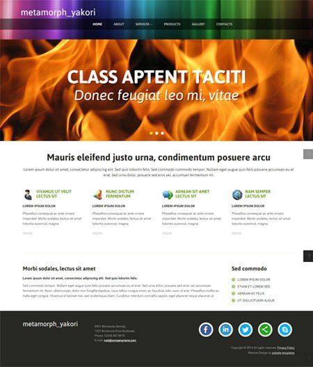 Website Templates, Free Website Templates, Free Web Templates ...