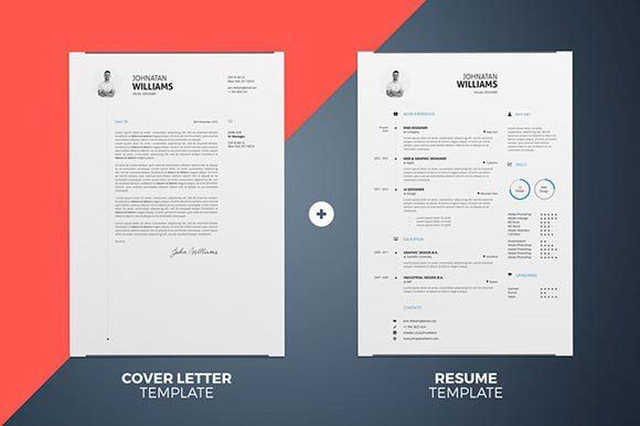 Marvelous Design Ideas Visual Resume Templates 8 Download 35 Free ...