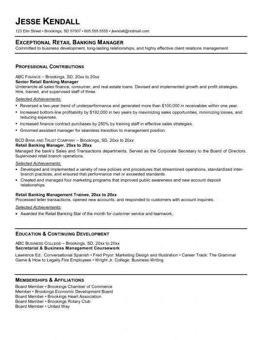 What Should Be In A Resume | haadyaooverbayresort.com