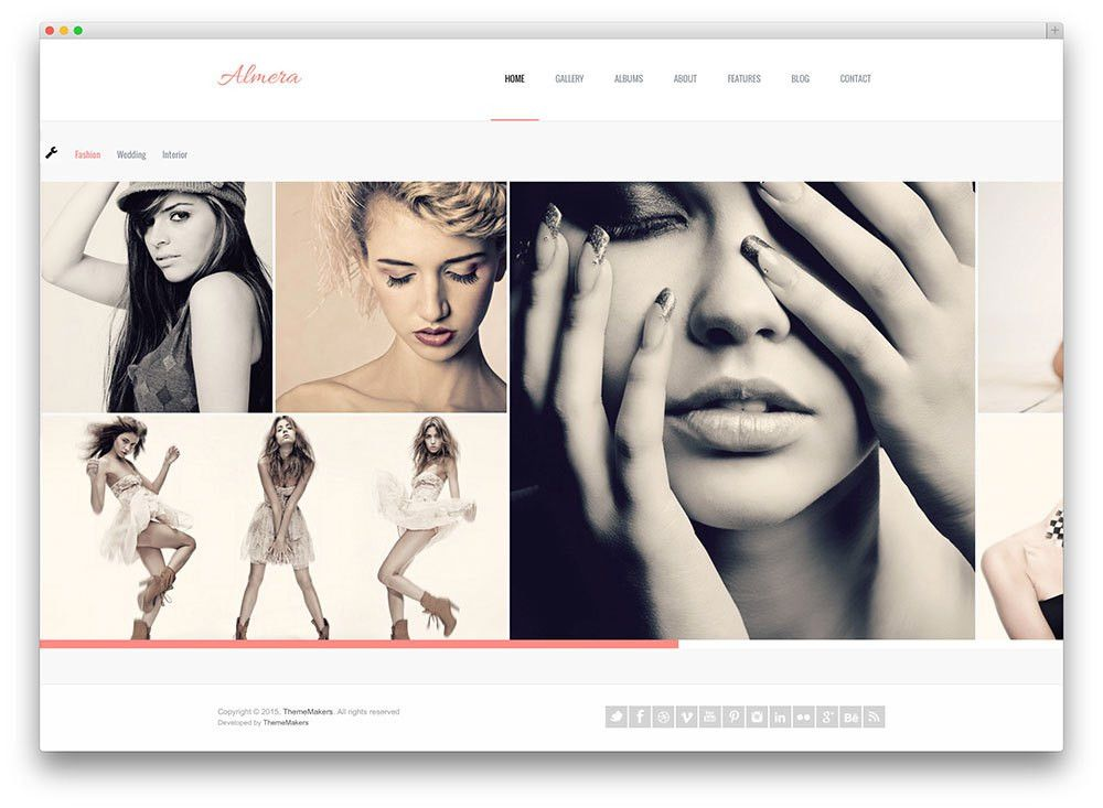 Top Ten Wordpress Themes for Photographers - Web Hosting Blog by ...