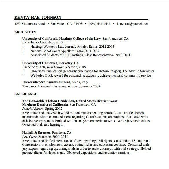 Paralegal Resume. 2 Resume Of Barbara J Dowd Paralegal-Resume ...