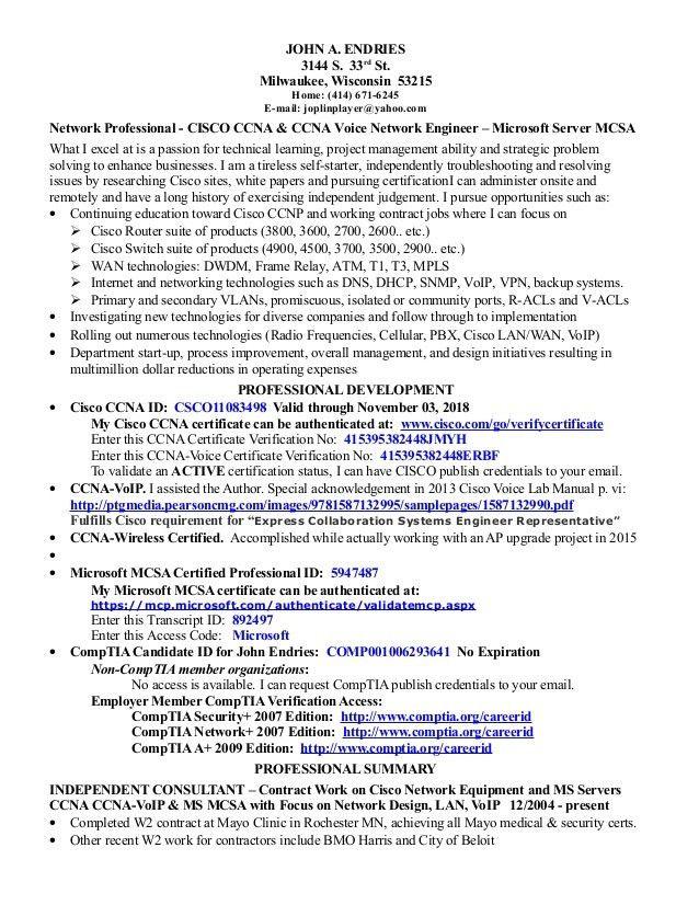 Resume - 2016 updated for Aurora