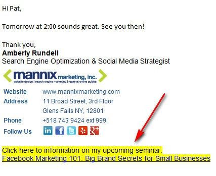 How to Promote your Event on Facebook | Mannix Marketing, Inc.