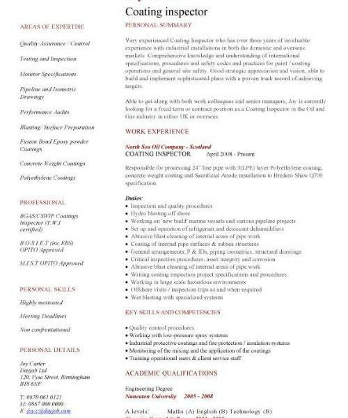 Fancy Inspiration Ideas Construction Resume Template 13 CV ...