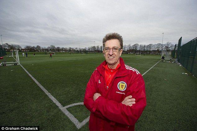 Mick Elliott is the former Royal Navy intelligence specialist who ...