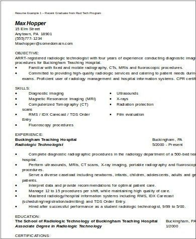 Medical Technologist Resume | | amplifiermountain.org