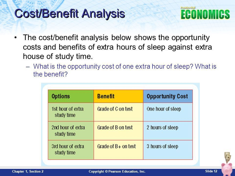 Chapter 1: What is Economics? Section 2. Slide 2 Copyright ...