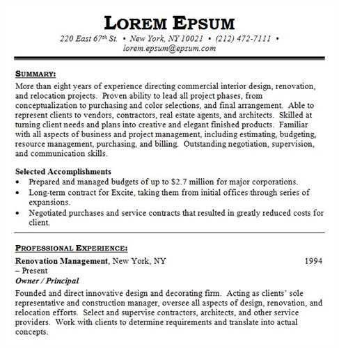 junior interior designer cover letter sample sample resume for ...