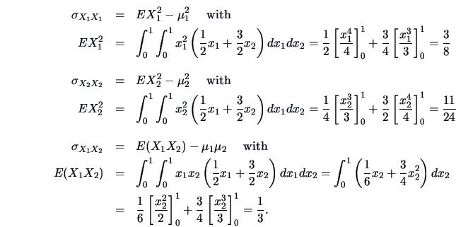 4.2 Moments and Characteristic Functions