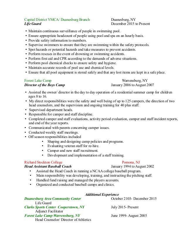 Life Coach Resume - Ecordura.com