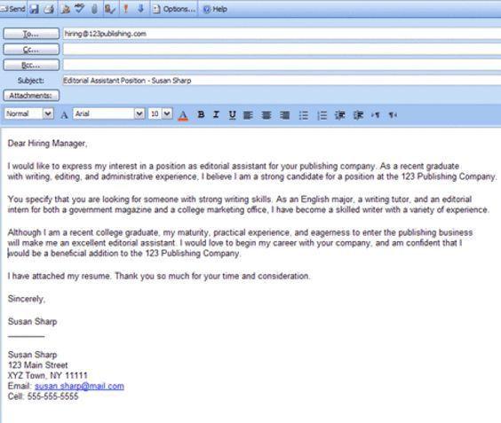 email resume samples resume cv cover letter. resume cover letter ...