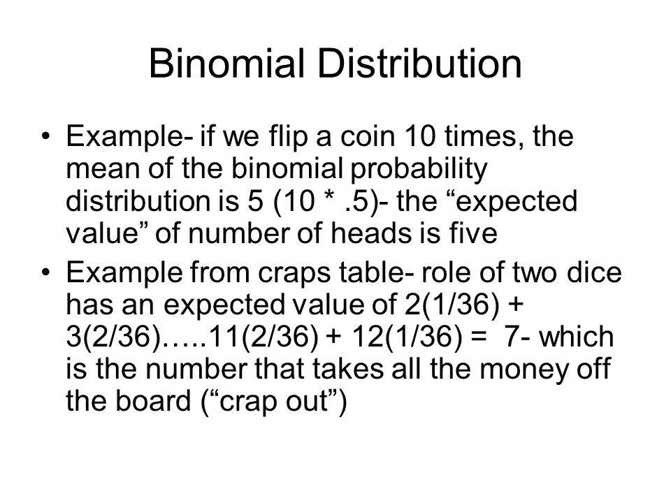 Construction Engineering 221 Statistics and Probability Binomial ...