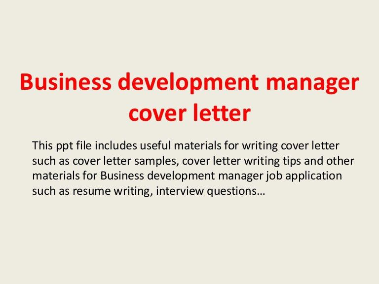 Sample cover letter for business development manager radiotodorock business development manager sample cover letter www careerfaqs com au wajeb Gallery