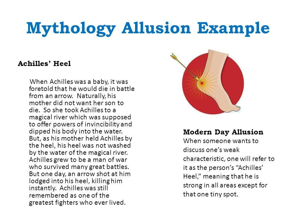 Allusions in Literature - ppt video online download