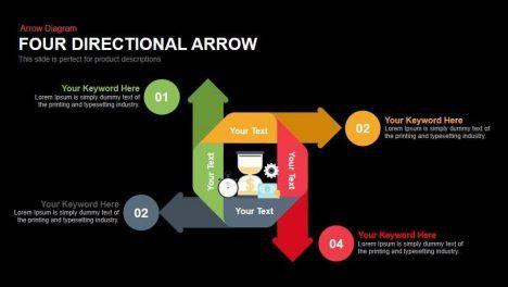 Eight Circle Diagram Free PowerPoint Keynote template | SlideBazaar