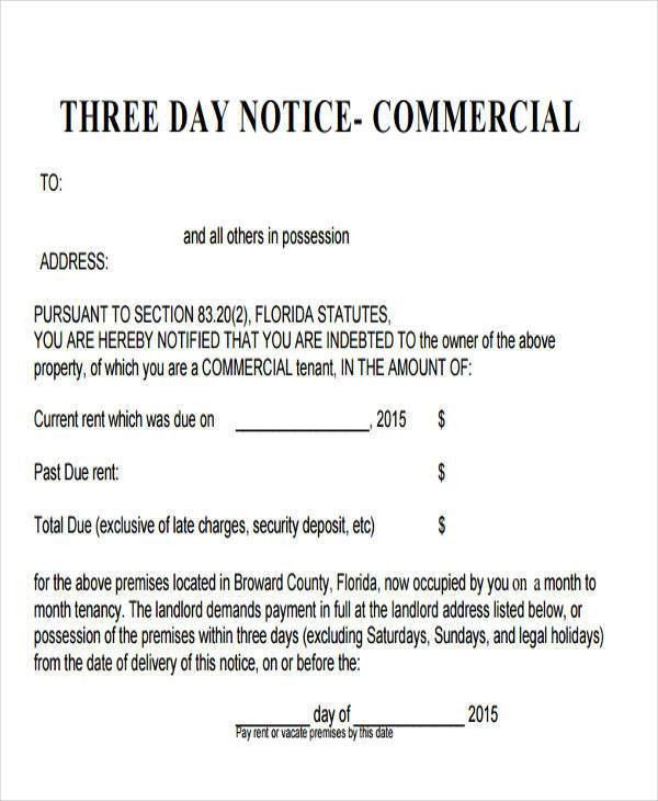 32 Eviction Notice Templates