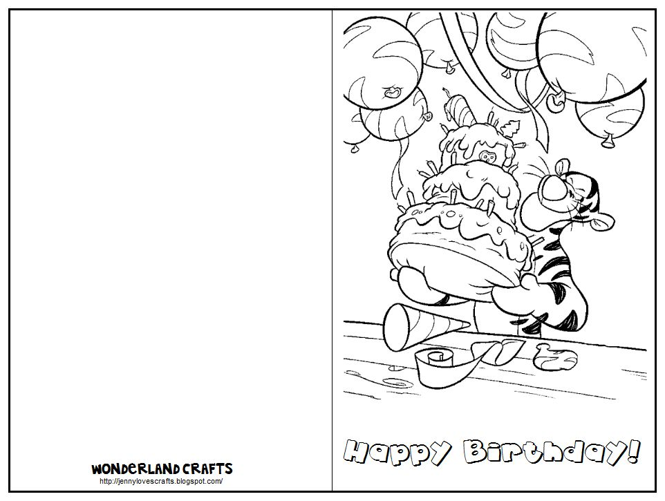 wonderland crafts greeting cards | birthday | Pinterest | Birthday ...