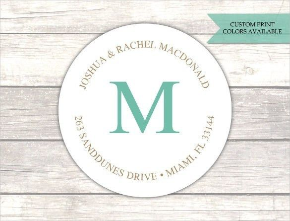 Beautiful Free Return Address Labels Template Images - Best Resume ...