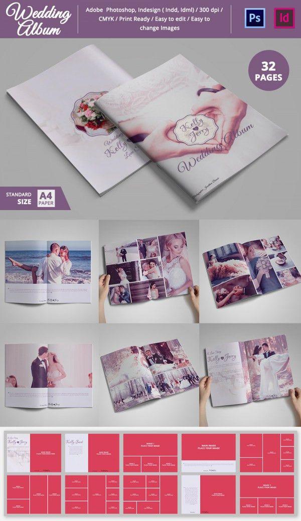 Best Photo Album Templates | Free & Premium Templates