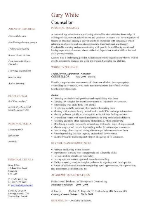 Volunteer Work Resume Samples Visualcv Resume Samples Database ...