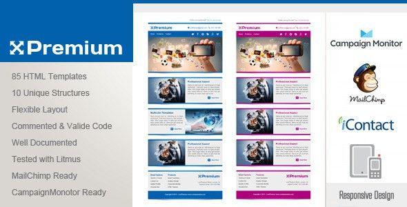 Download Premium Responsive Email Template - NeedMyTheme.com