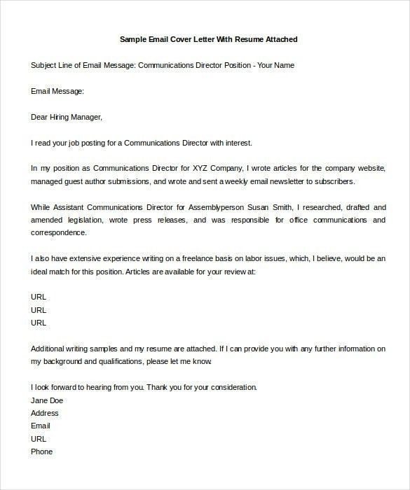 sample cover letters cover letter examples contemporary letter ...