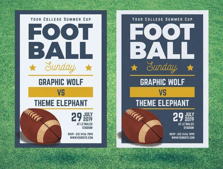96 best Sport Flyer Design Templates images on Pinterest | Design ...