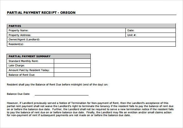 Payment Receipt - 23+ Download Free Documents in PDF, Word