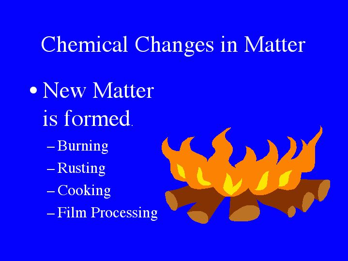 Physical and Chemical Changes - ThingLink