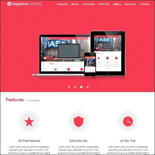 Boost Your Conversion With 20 Powerful Landing Page Templates ...
